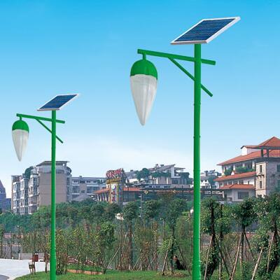 太阳能路灯灯头怎么散热好一点