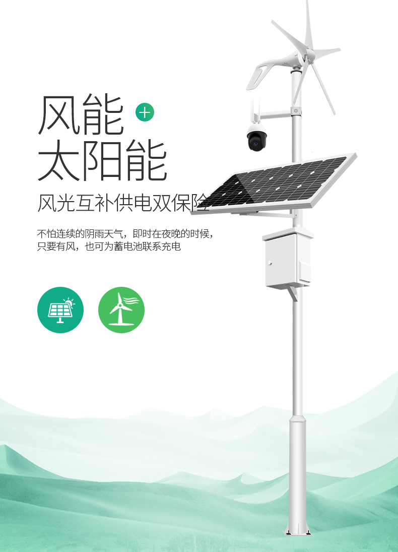 风能太阳能监控